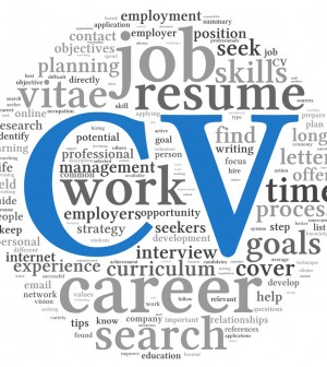 how to write a stunning curriculum vitae cv resume by myy